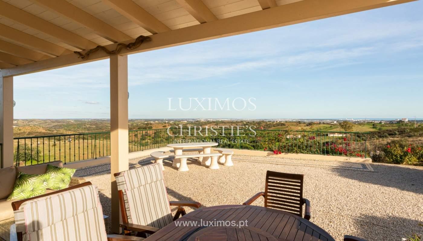 Moradia isolada, com vista mar e serra, Altura, Algarve_154727