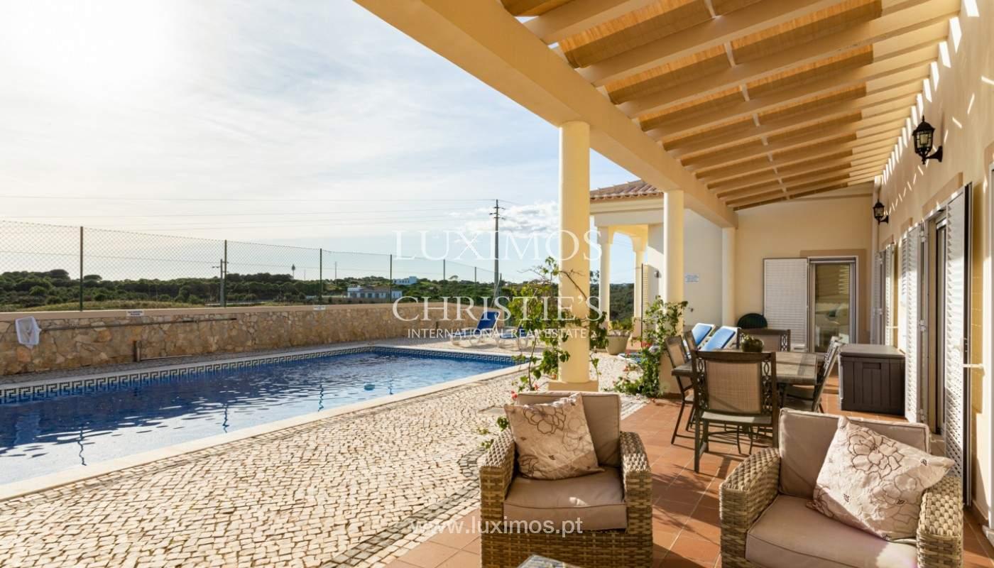 Moradia isolada, com vista mar e serra, Altura, Algarve_154729