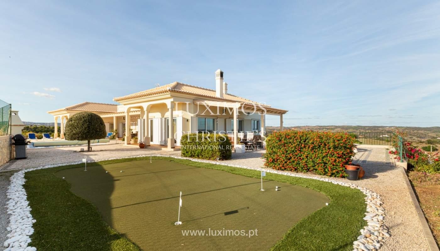 Moradia isolada, com vista mar e serra, Altura, Algarve_154733