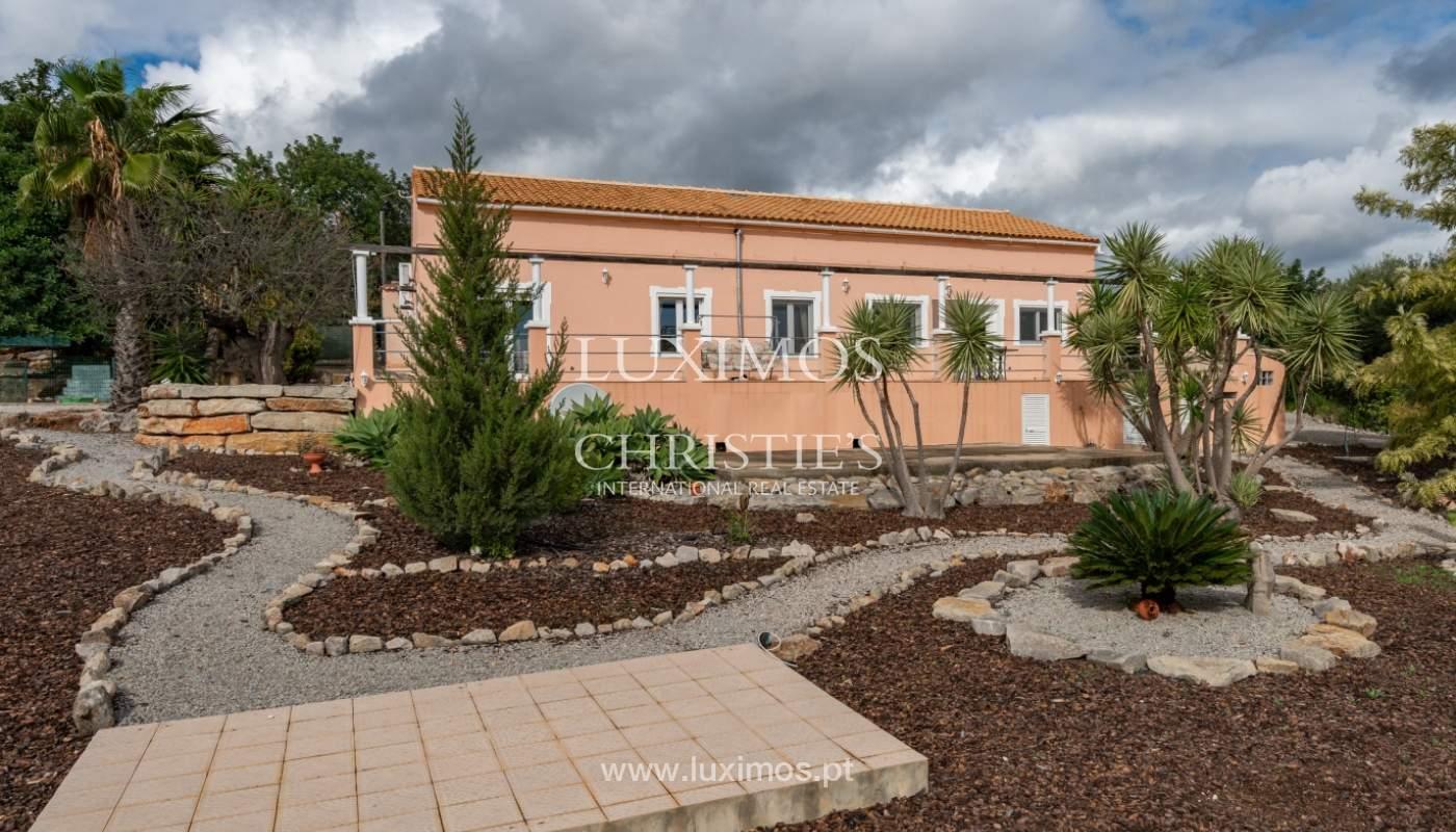 Villa avec 4 chambres et vue sur la mer, Moncarapacho, Olhão, Alagrve_154770