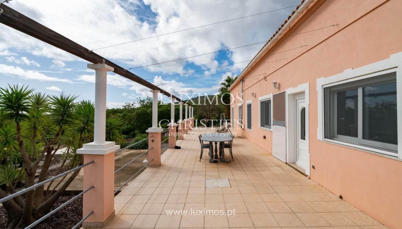 Villa avec 4 chambres et vue sur la mer, Moncarapacho, Olhão, Alagrve_154775