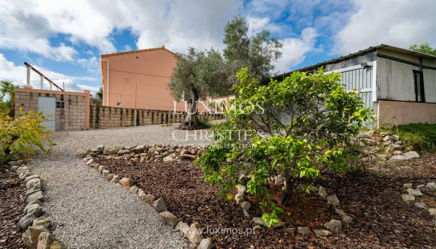 Villa avec 4 chambres et vue sur la mer, Moncarapacho, Olhão, Alagrve_154779