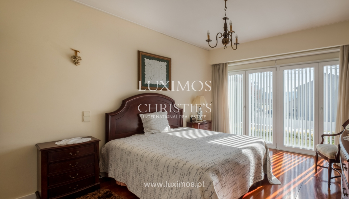 Villa de luxe avec piscine et jardin, à vendre, à Espinho, Portugal_154812