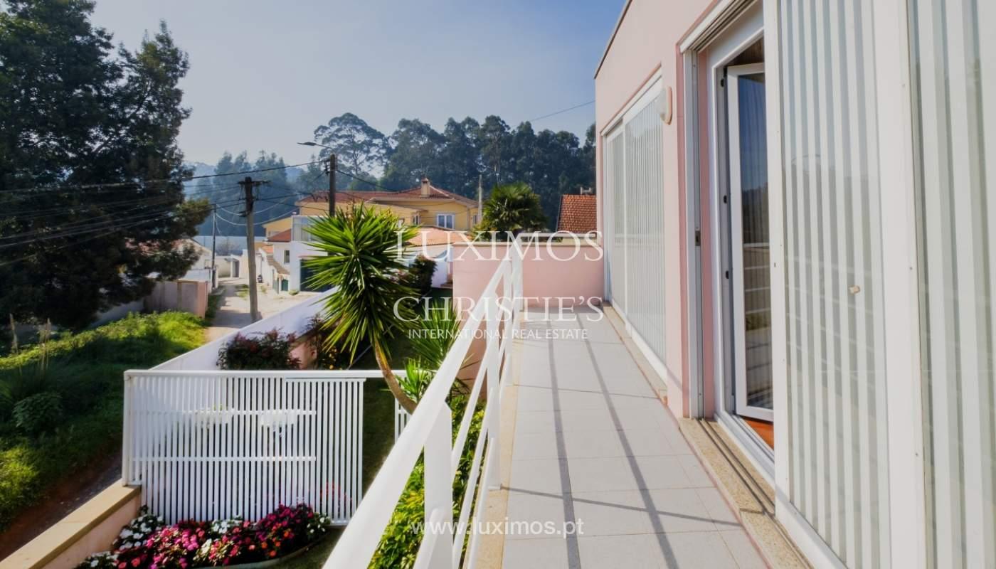 Villa de luxe avec piscine et jardin, à vendre, à Espinho, Portugal_154830