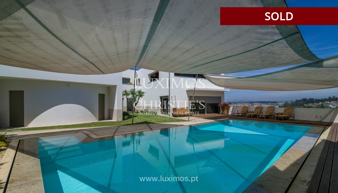 3 Bedroom Villa, with pool and garden, for sale, at Trofa, Porto, Portugal_154946
