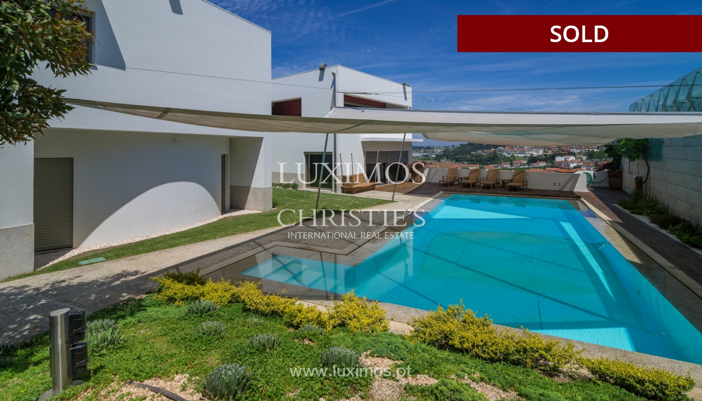 3 Bedroom Villa, with pool and garden, for sale, at Trofa, Porto, Portugal_154947