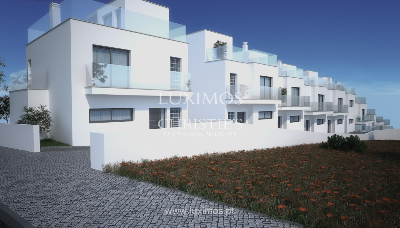Nueva casa de 3 dormitorios, condominio privado, Albufeira, Algarve_154956
