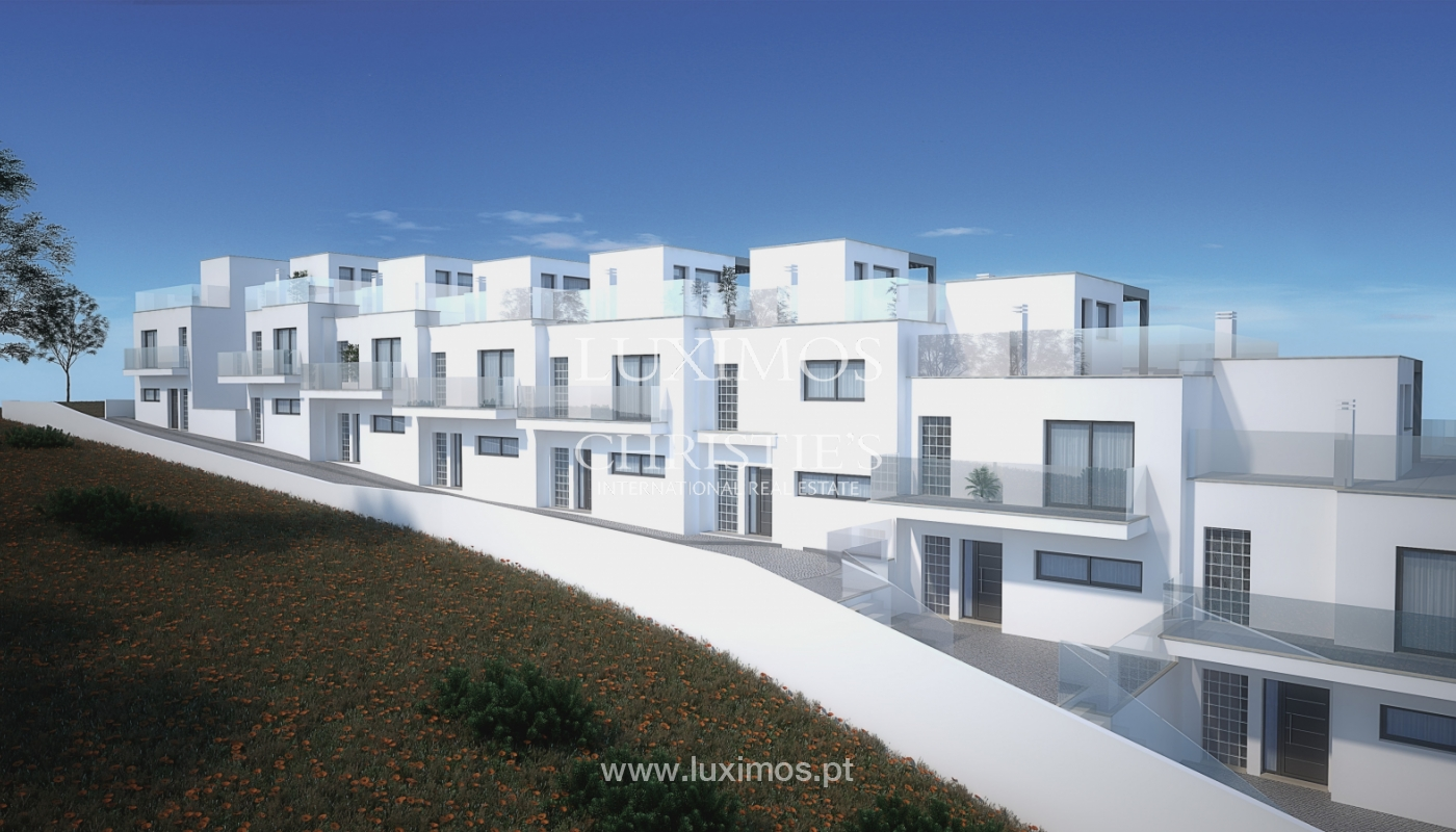 Nouvelle villa de 3 chambres, condominium privé, Albufeira, Algarve_154976