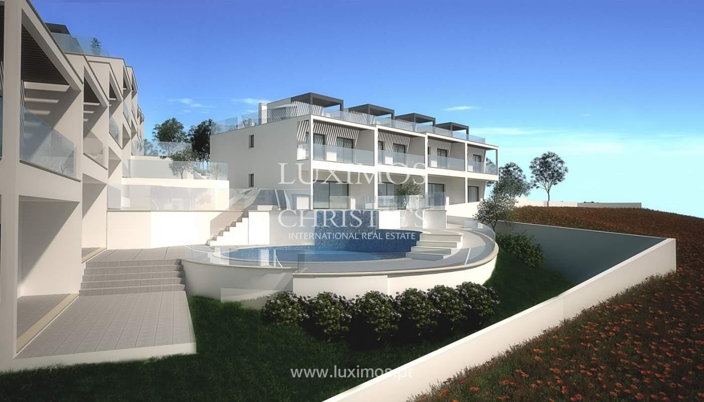 Nouvelle villa de 3 chambres, condominium privé, Albufeira, Algarve_154978