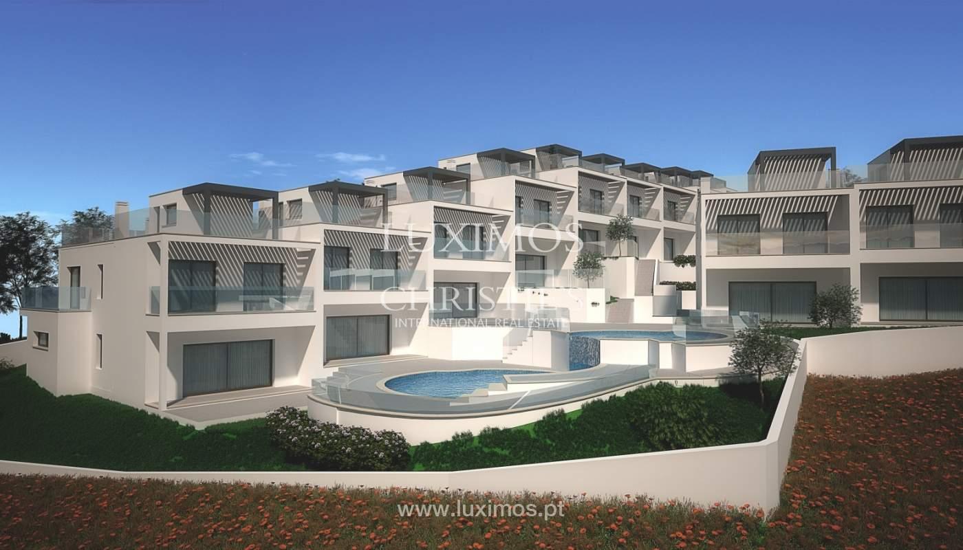 Nouvelle villa de 3 chambres, condominium privé, Albufeira, Algarve_154980