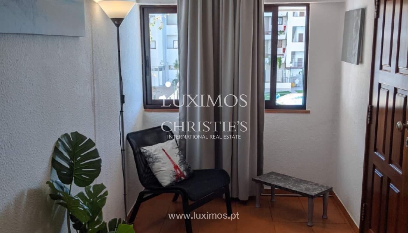 Apartamento T1, condomínio privado, Albufeira, Algarve_155234