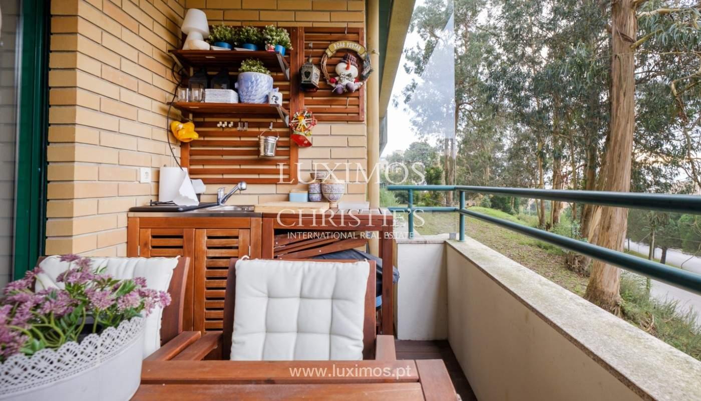 Appartement avec balcon, à vendre, dans le quartier noble de Foz do Douro, Porto, Portugal_155315