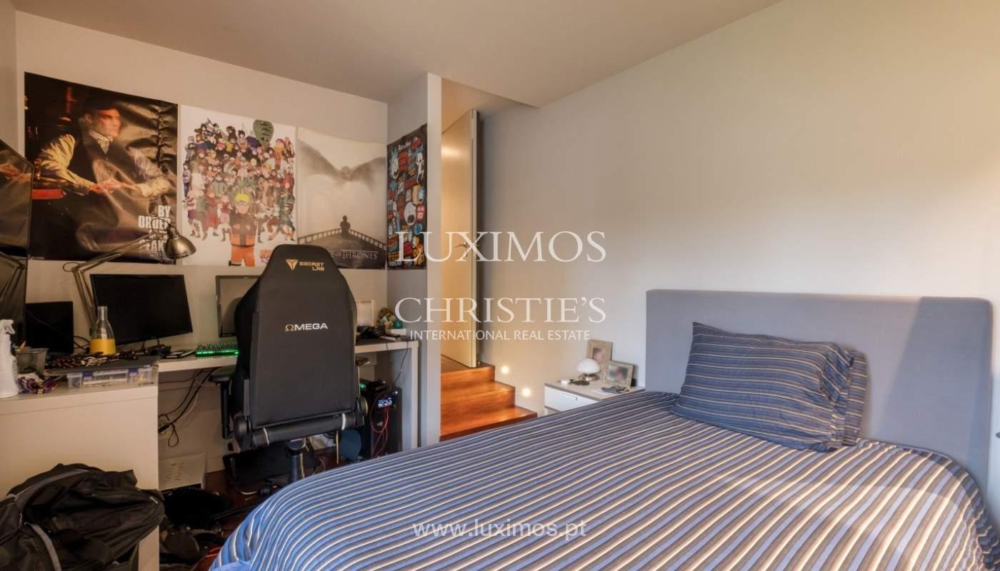 Appartement avec balcon, à vendre, dans le quartier noble de Foz do Douro, Porto, Portugal_155328