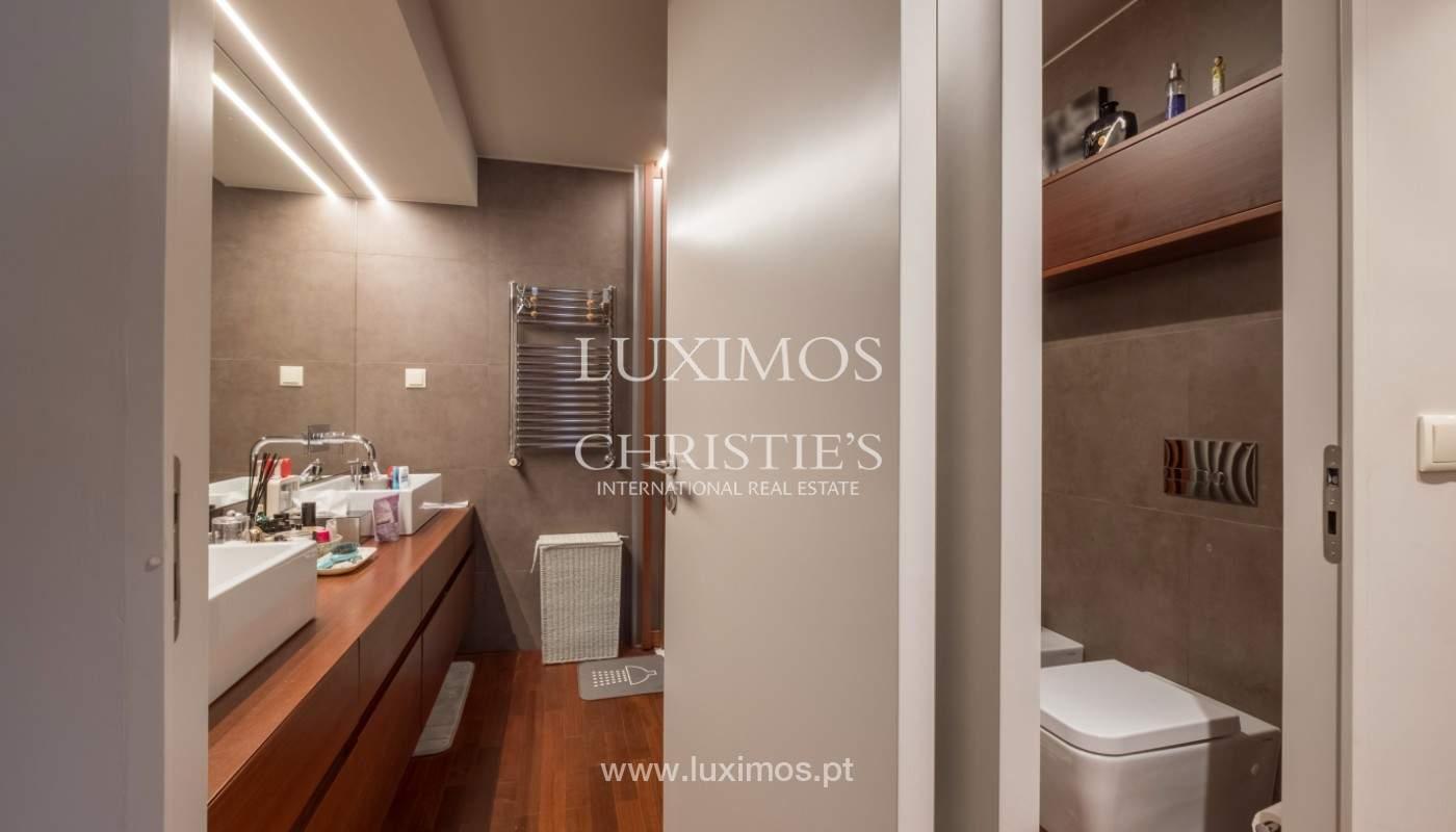 Appartement avec balcon, à vendre, dans le quartier noble de Foz do Douro, Porto, Portugal_155336