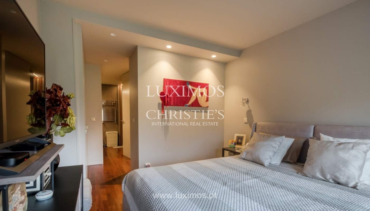 Appartement avec balcon, à vendre, dans le quartier noble de Foz do Douro, Porto, Portugal_155339