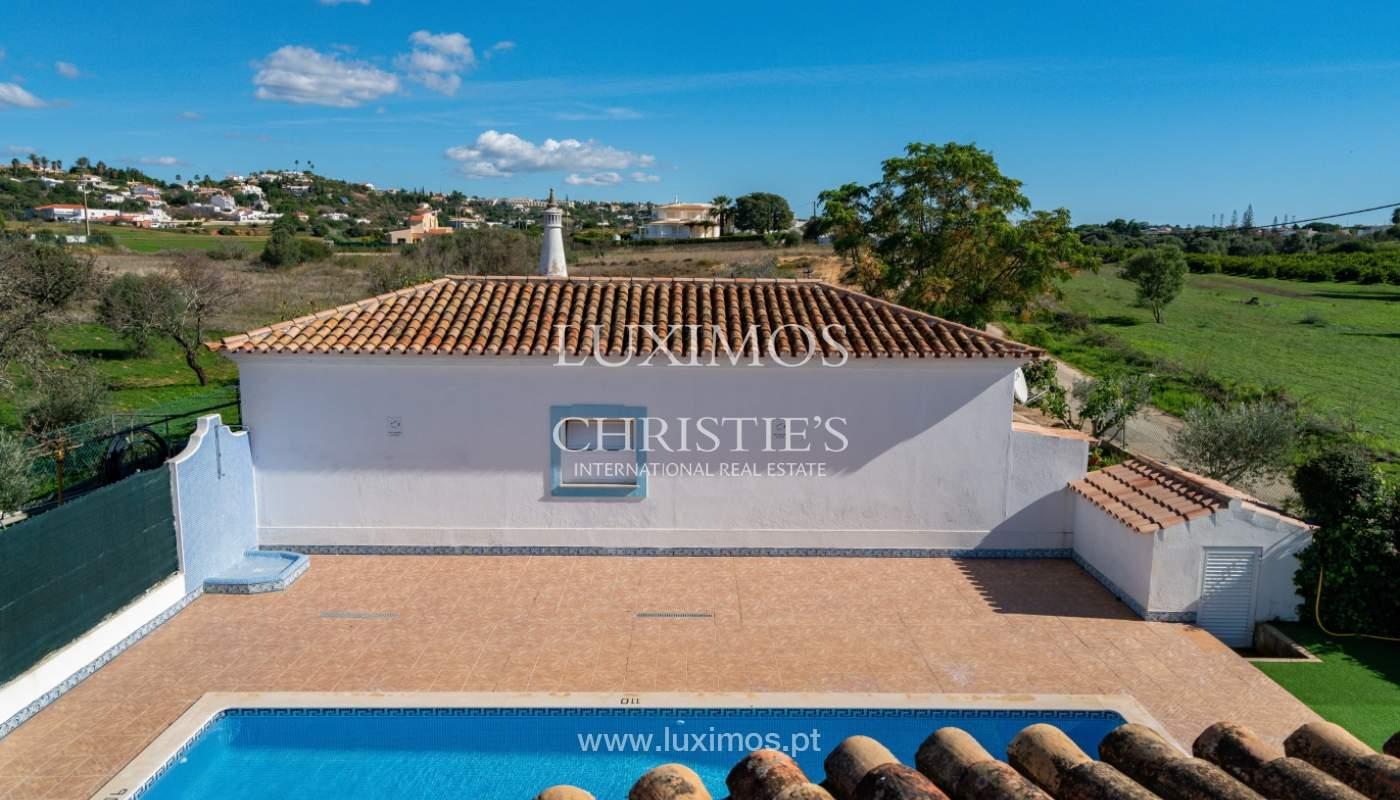 Villa de 4 dormitorios, con piscina y cerca del mar, Albufeira, Algarve_155494