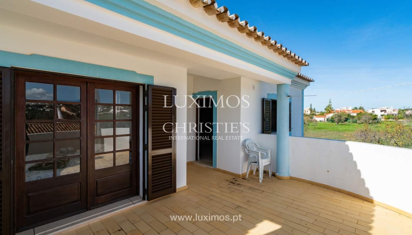 Villa de 4 dormitorios, con piscina y cerca del mar, Albufeira, Algarve_155496