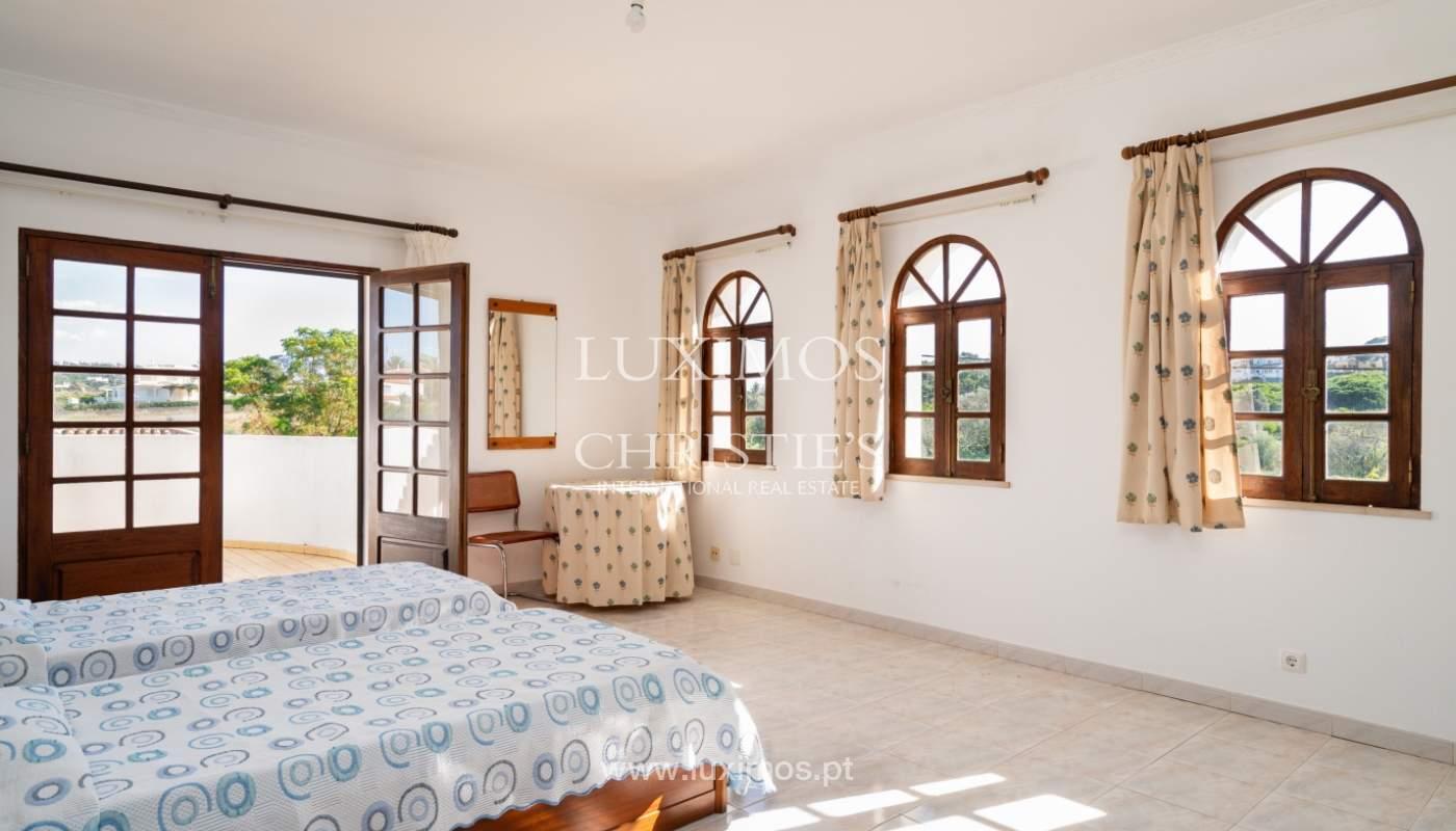 Villa de 4 dormitorios, con piscina y cerca del mar, Albufeira, Algarve_155499