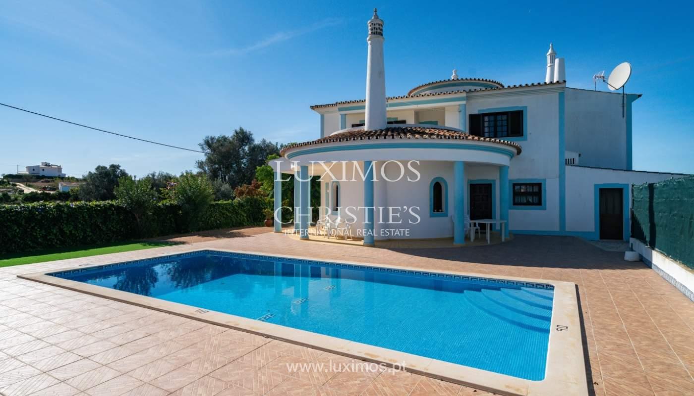 Villa de 4 dormitorios, con piscina y cerca del mar, Albufeira, Algarve_155508