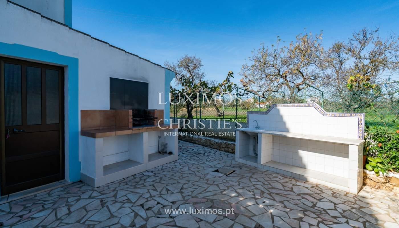 Villa de 4 dormitorios, con piscina y cerca del mar, Albufeira, Algarve_155512