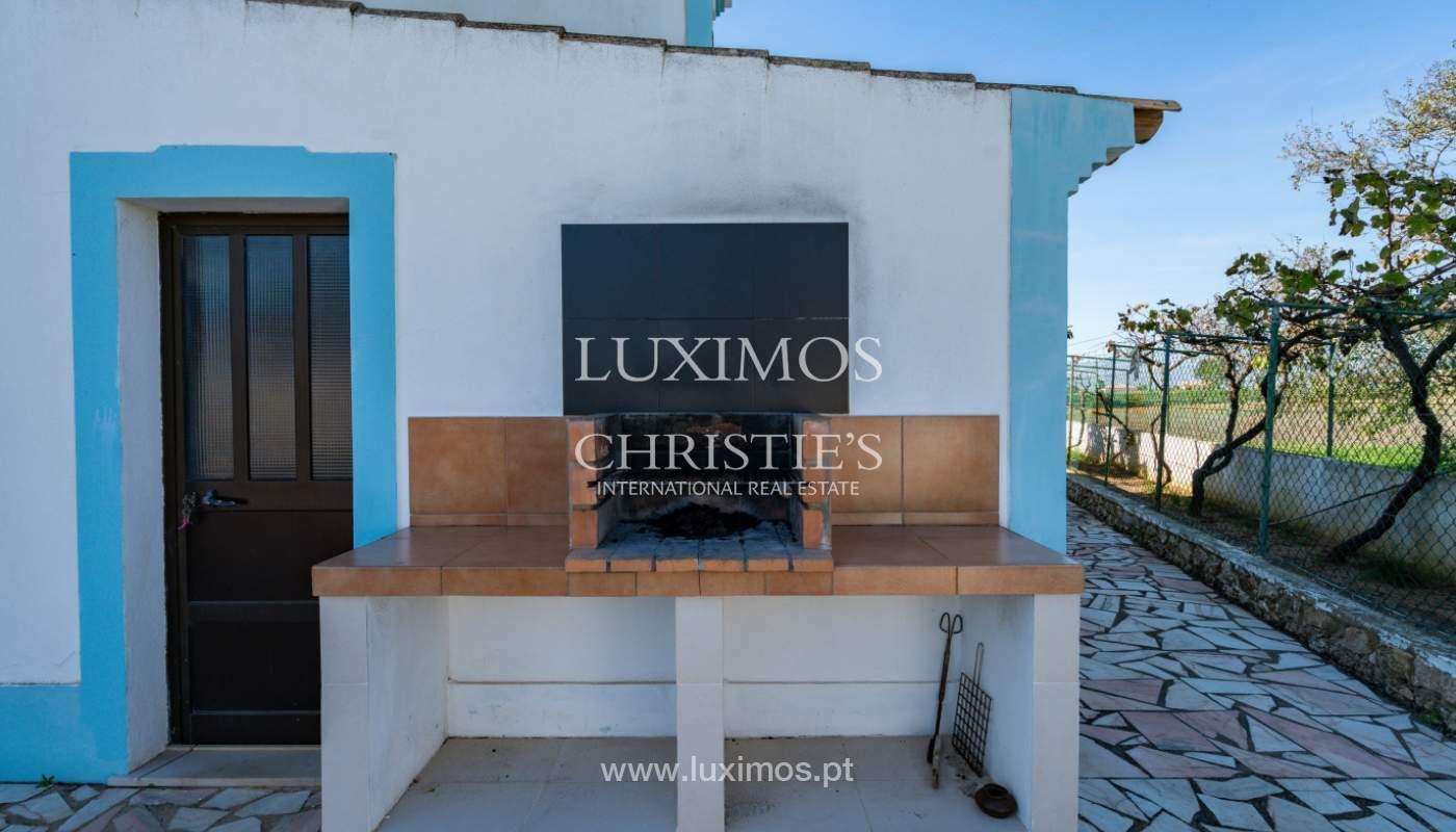 Villa de 4 dormitorios, con piscina y cerca del mar, Albufeira, Algarve_155513