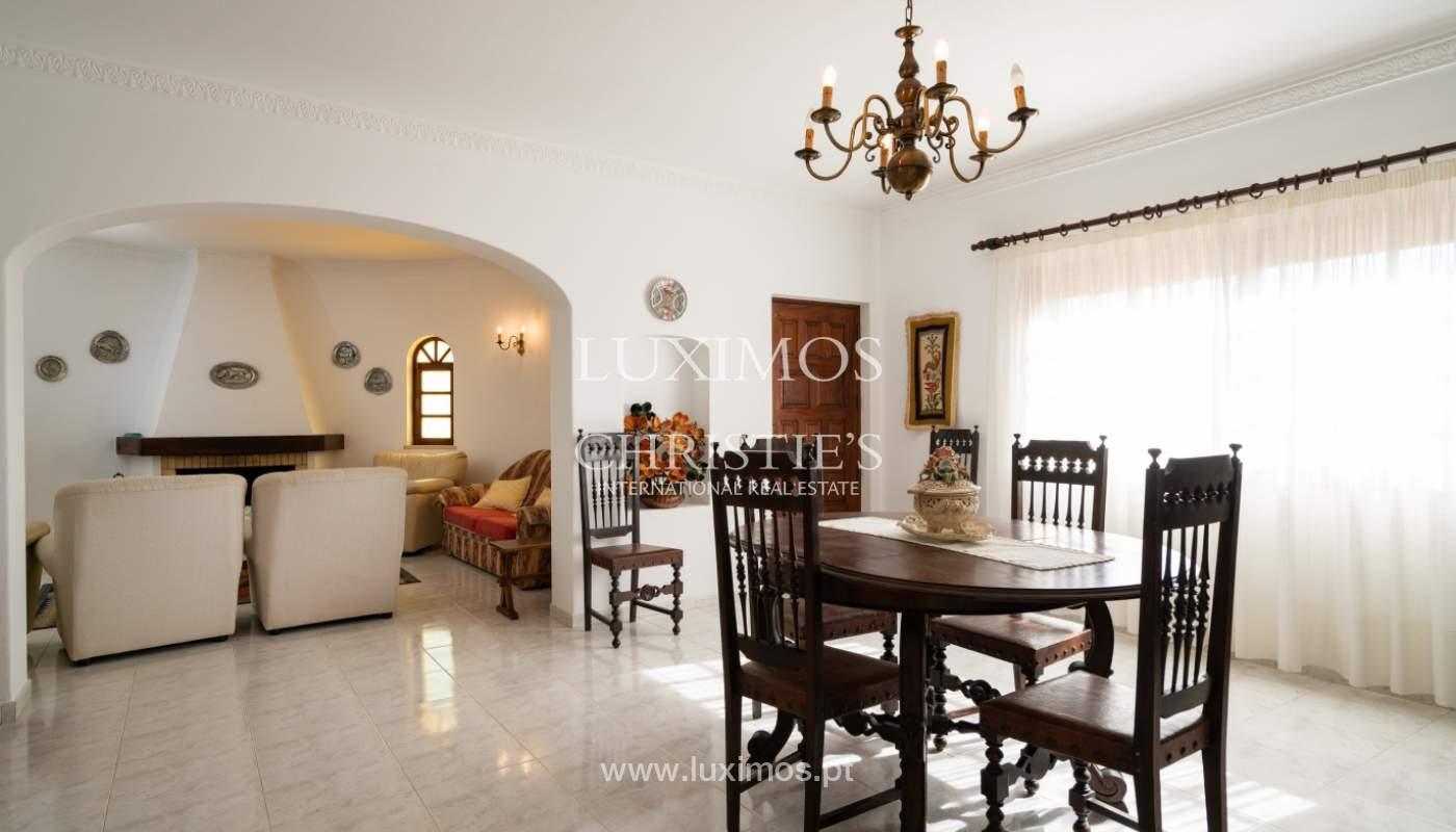 Villa de 4 dormitorios, con piscina y cerca del mar, Albufeira, Algarve_155517