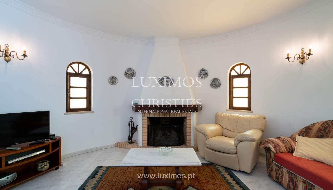 Villa de 4 dormitorios, con piscina y cerca del mar, Albufeira, Algarve_155521