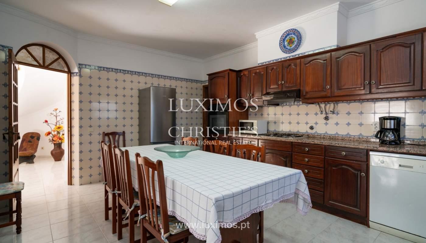 Villa de 4 dormitorios, con piscina y cerca del mar, Albufeira, Algarve_155522