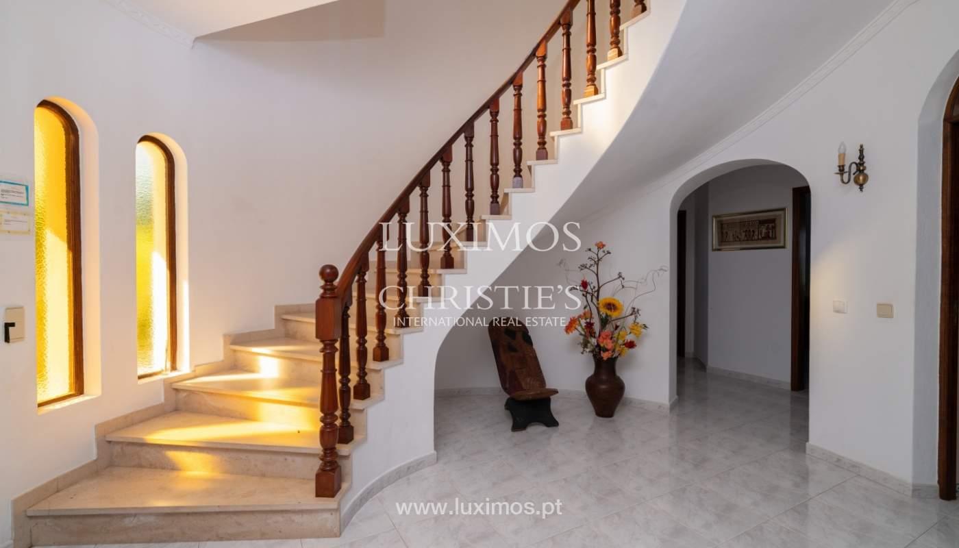 Villa de 4 dormitorios, con piscina y cerca del mar, Albufeira, Algarve_155524