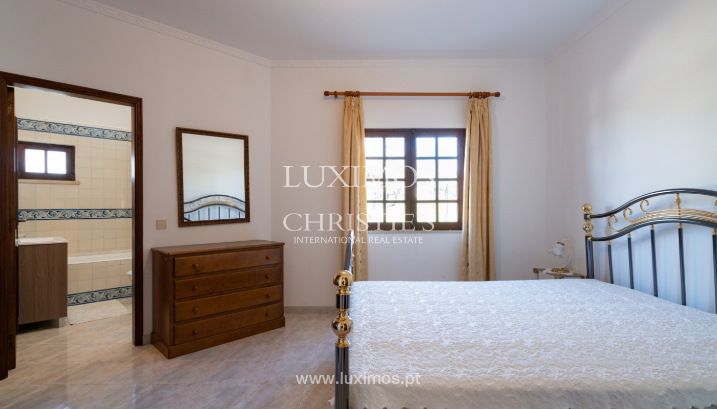 Villa de 4 dormitorios, con piscina y cerca del mar, Albufeira, Algarve_155526
