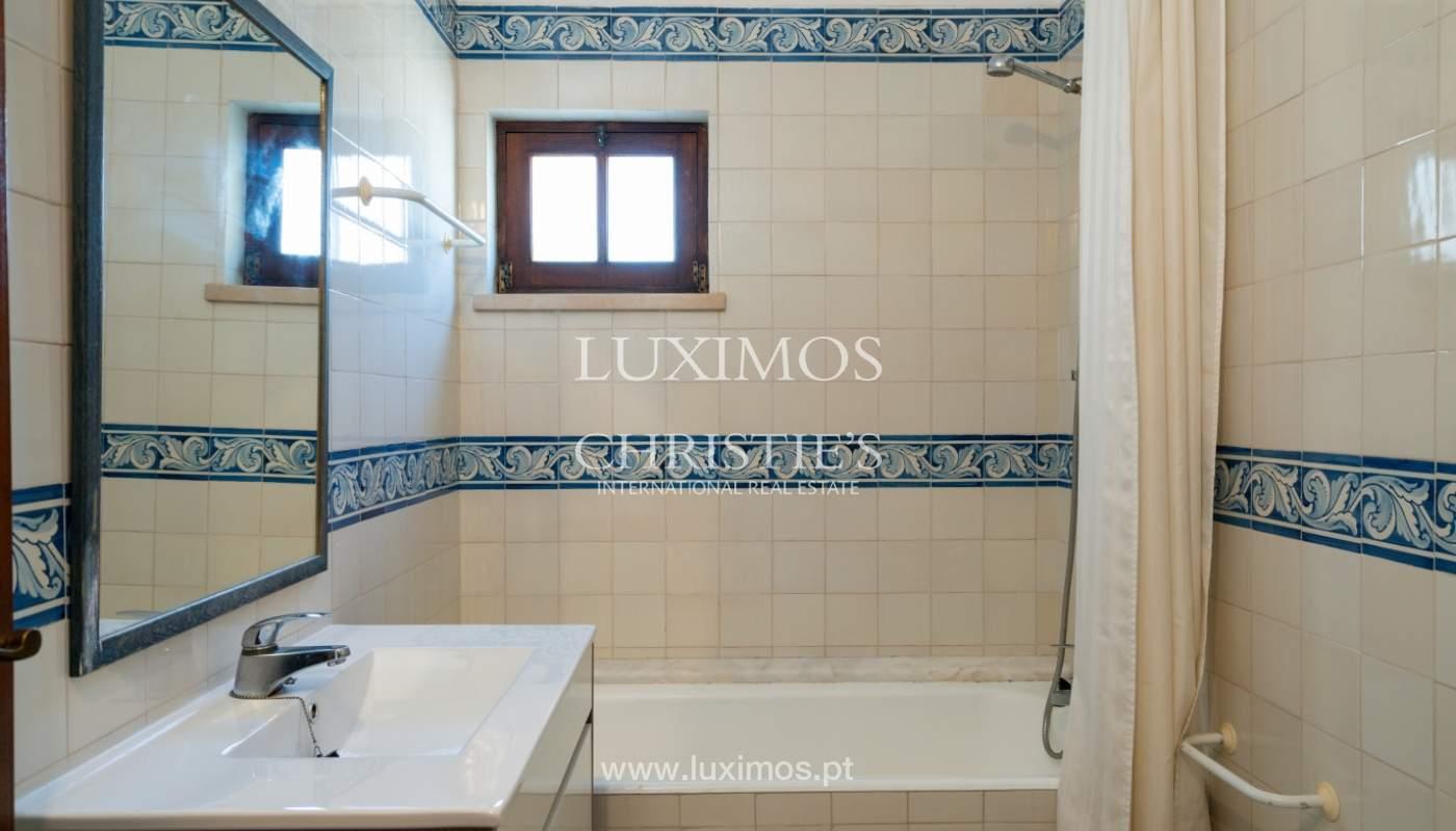 Villa de 4 dormitorios, con piscina y cerca del mar, Albufeira, Algarve_155529
