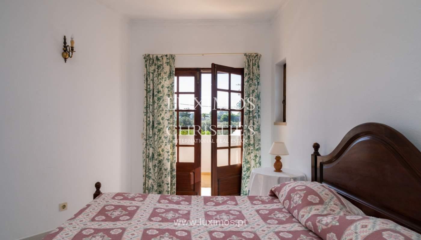 Villa de 4 dormitorios, con piscina y cerca del mar, Albufeira, Algarve_155536