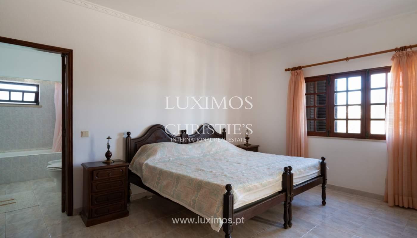 Villa de 4 dormitorios, con piscina y cerca del mar, Albufeira, Algarve_155541