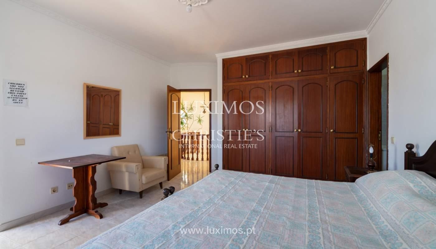 Villa de 4 dormitorios, con piscina y cerca del mar, Albufeira, Algarve_155542