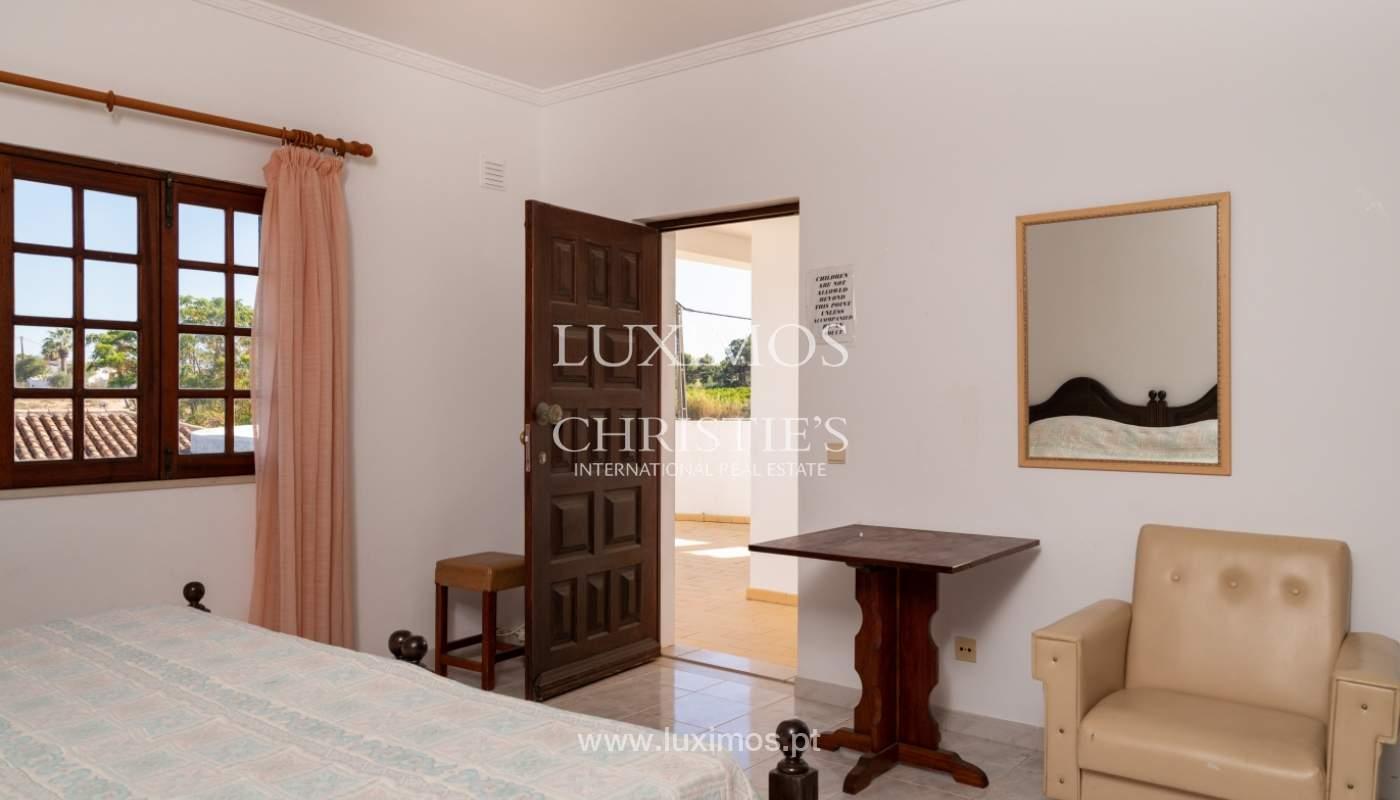 Villa de 4 dormitorios, con piscina y cerca del mar, Albufeira, Algarve_155543