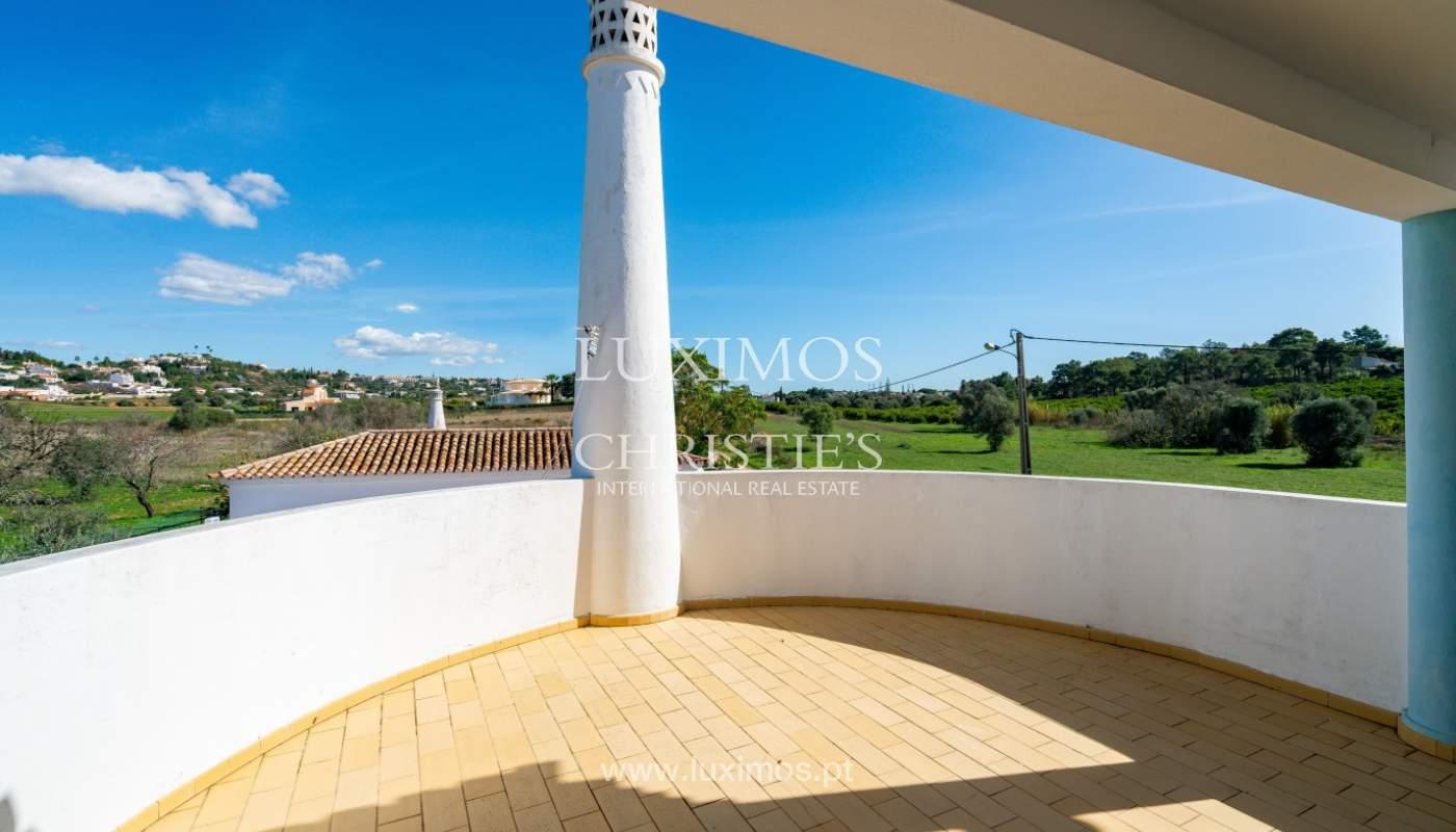 Villa de 4 dormitorios, con piscina y cerca del mar, Albufeira, Algarve_155545