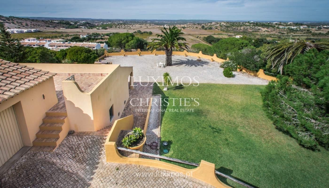 Verkauf von villa mit Meerblick in Lagos, Algarve, Portugal_155611