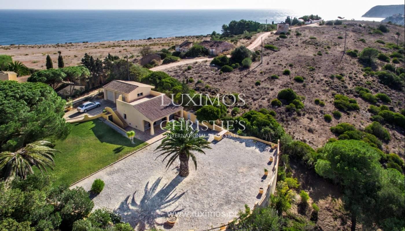 Verkauf von villa mit Meerblick in Lagos, Algarve, Portugal_155633