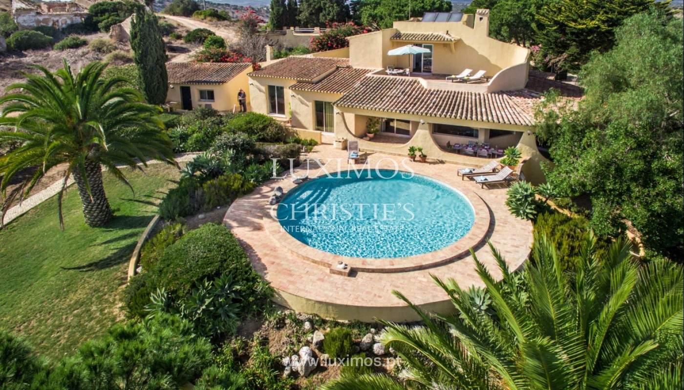 Verkauf von villa mit Meerblick in Lagos, Algarve, Portugal_155635