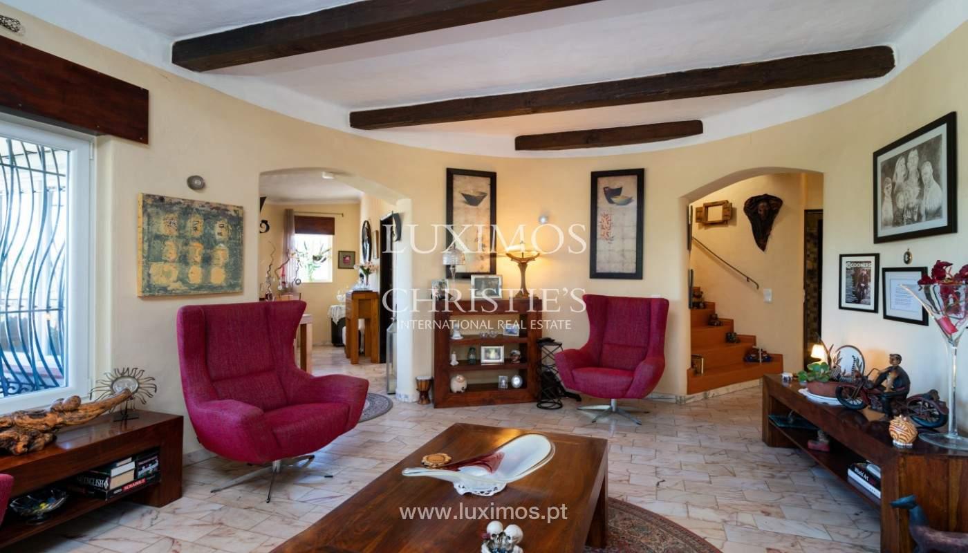 3-Schlafzimmer-Villa, mit Swimmingpool und Blick auf die Berge, Portimão, Algarve_155835