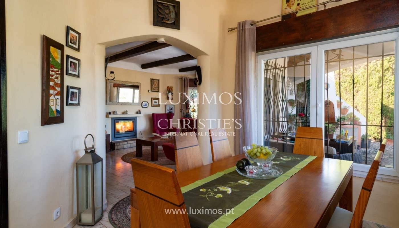 3-Schlafzimmer-Villa, mit Swimmingpool und Blick auf die Berge, Portimão, Algarve_155838
