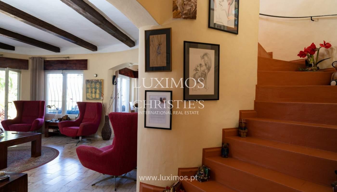 3-Schlafzimmer-Villa, mit Swimmingpool und Blick auf die Berge, Portimão, Algarve_155846