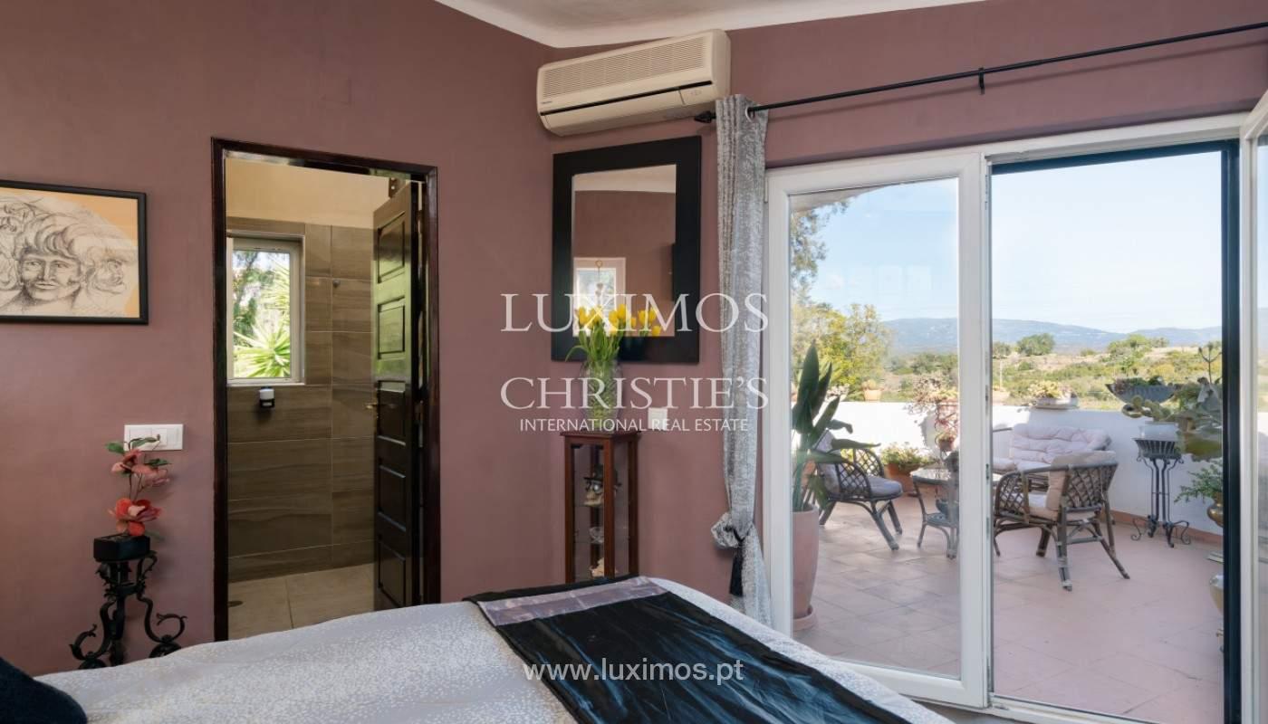3-Schlafzimmer-Villa, mit Swimmingpool und Blick auf die Berge, Portimão, Algarve_155851