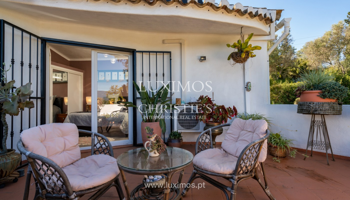 Villa with swimming pool and mountains views, near Alvor, Algarve_155862
