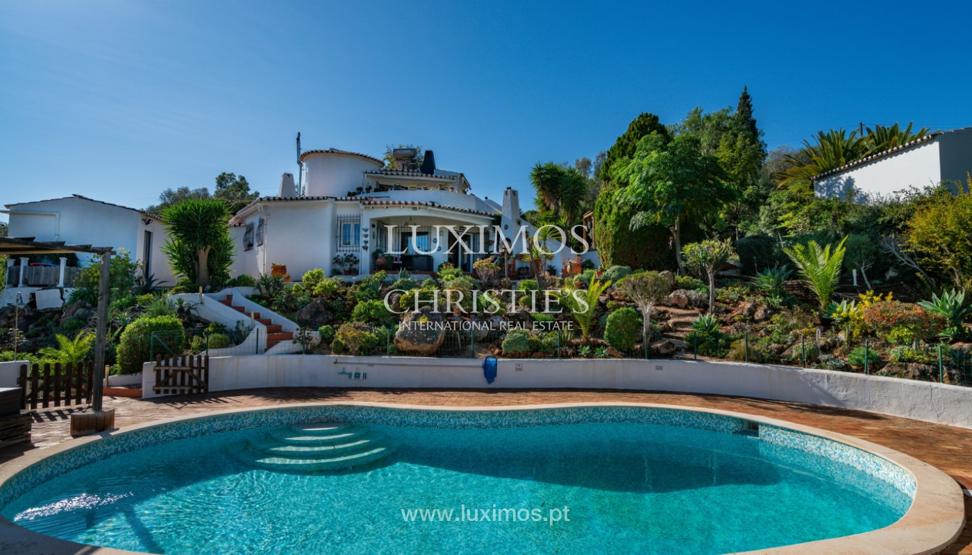 Villa with swimming pool and mountains views, near Alvor, Algarve_155868