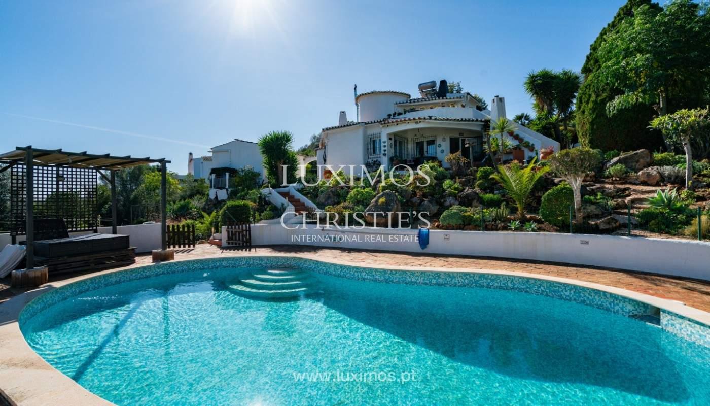 3-Schlafzimmer-Villa, mit Swimmingpool und Blick auf die Berge, Portimão, Algarve_155870