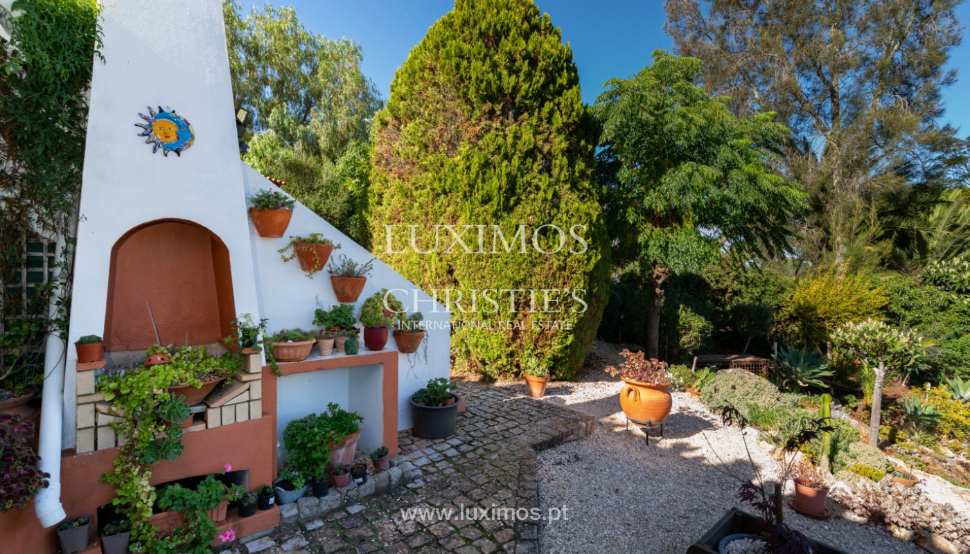 Villa with swimming pool and mountains views, near Alvor, Algarve_155884