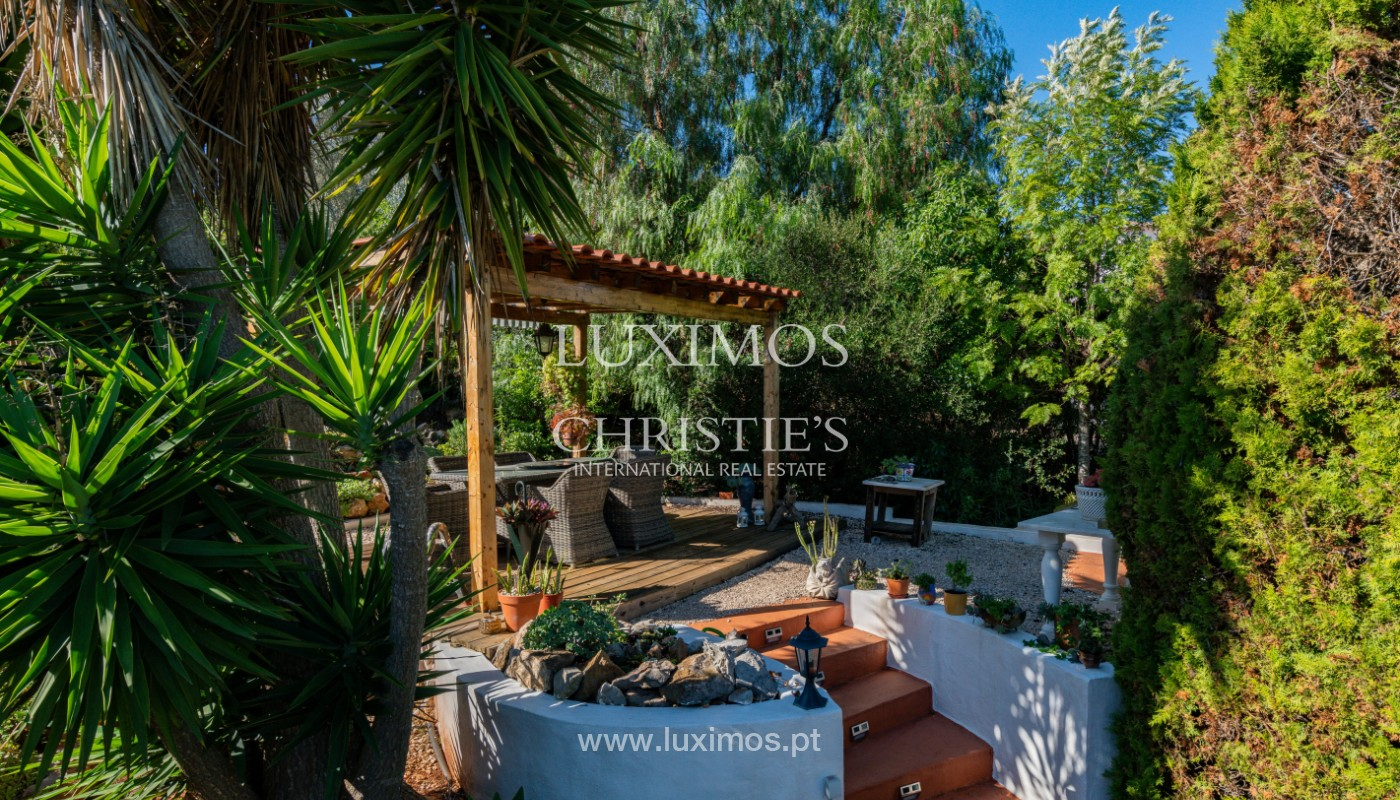 Villa with swimming pool and mountains views, near Alvor, Algarve_155893