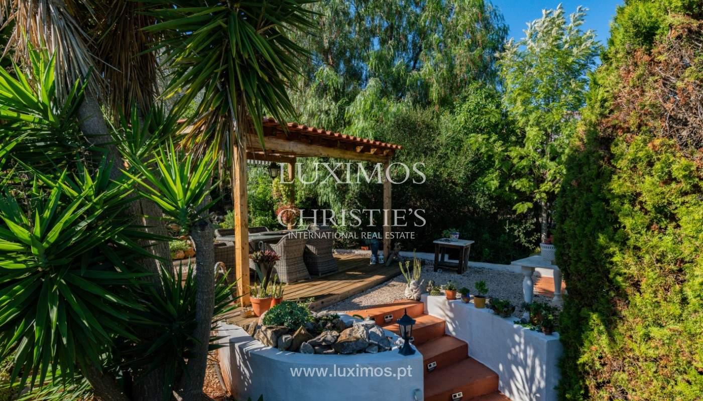 3-Schlafzimmer-Villa, mit Swimmingpool und Blick auf die Berge, Portimão, Algarve_155893