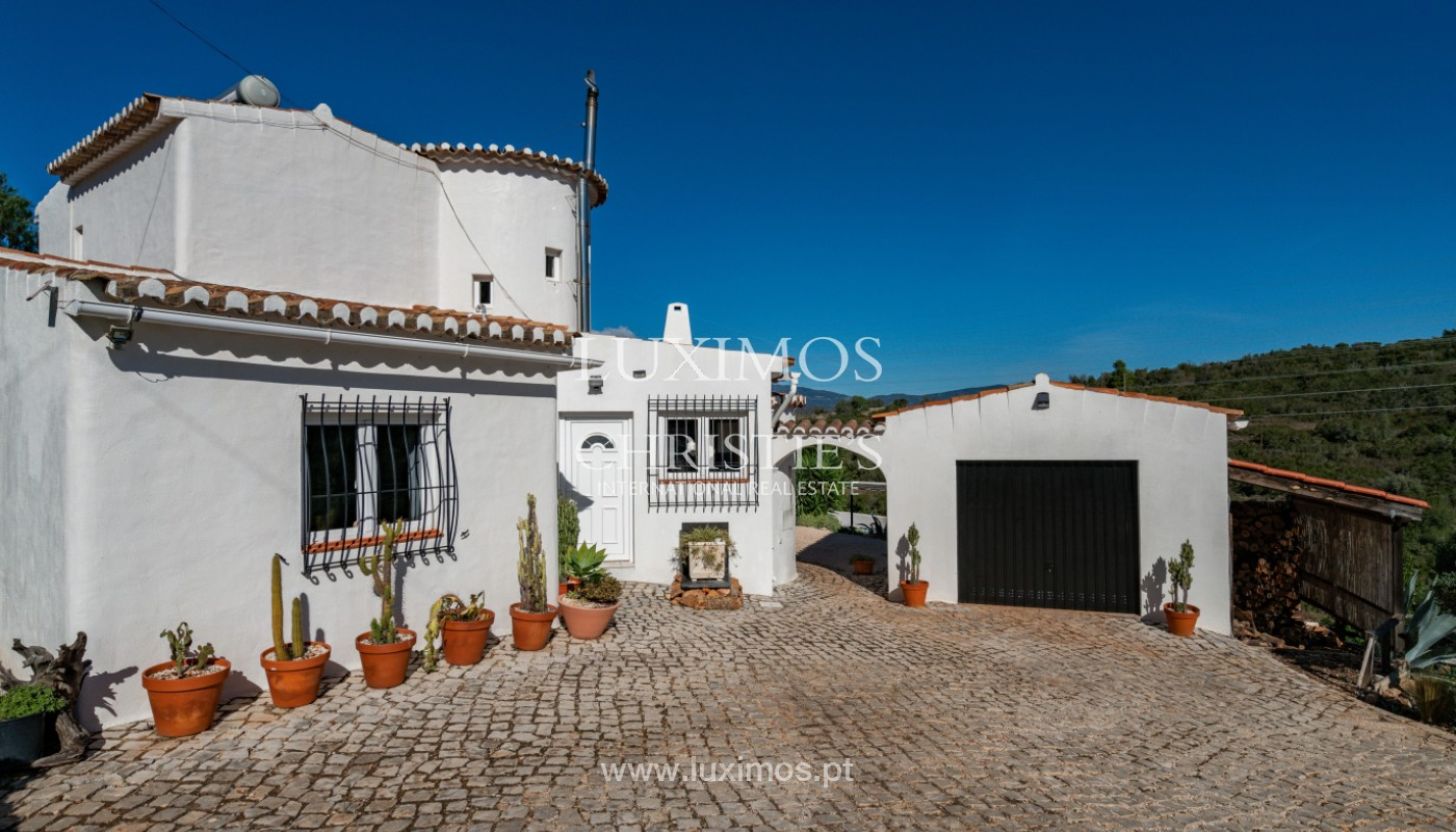 Villa with swimming pool and mountains views, near Alvor, Algarve_155897